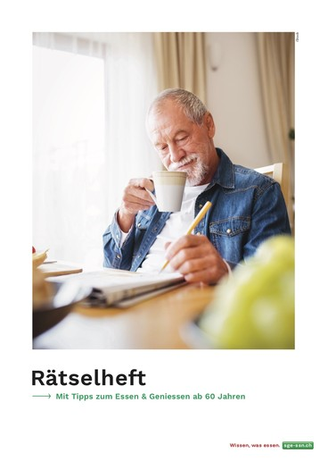 Cover Rätselheft